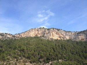 High in the mountains of Majorca is The Lamb Restaurant